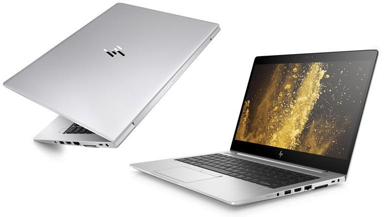 Laptop -cu-HP -EliteBook- 840 -G5- Core i7- 86500U - RAM 8GB - SSD 256GB-14  inch- FHD